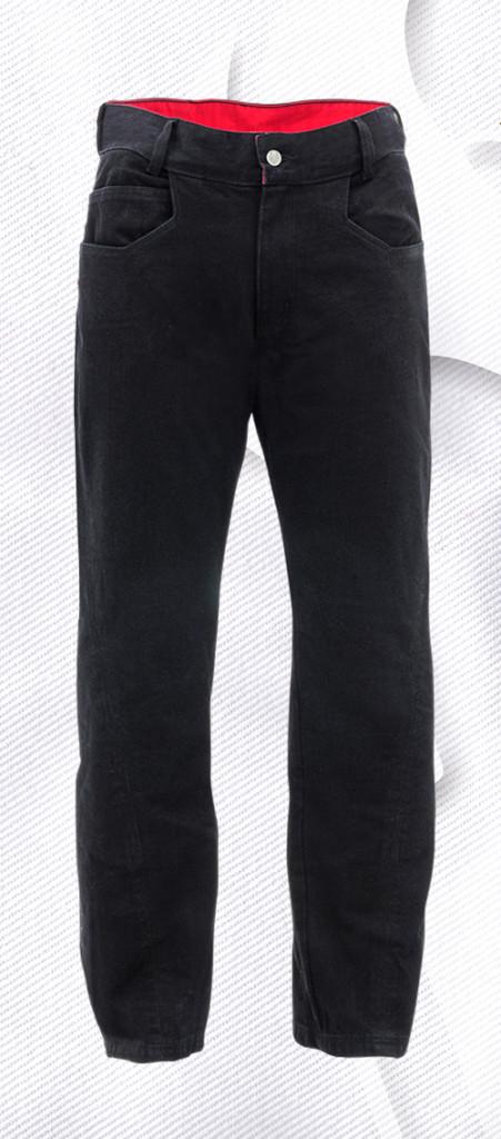 Bull-it Sidewinder jeans Overland magazine