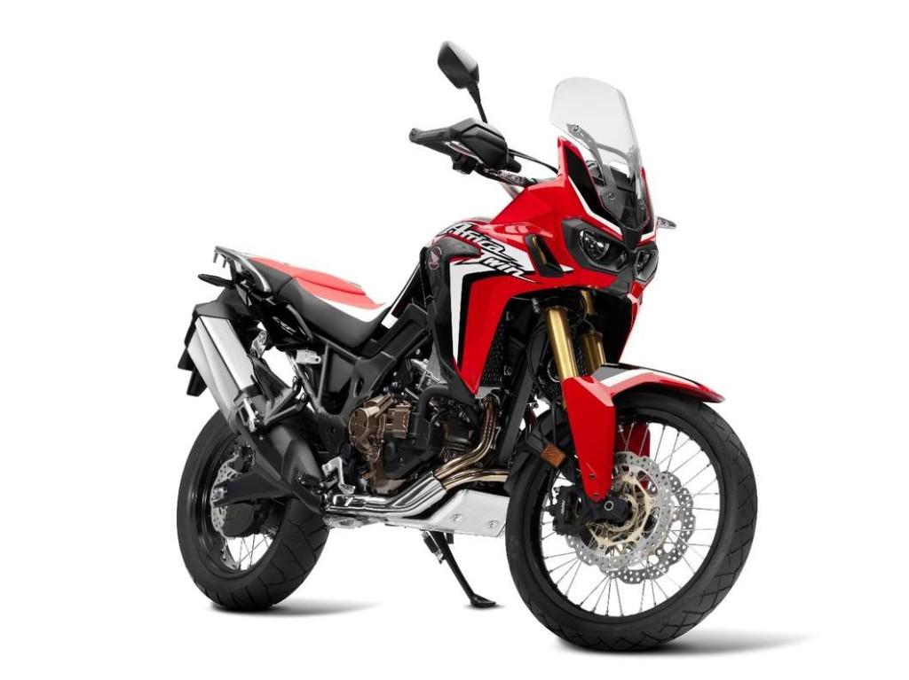 Honda CRF1000 overland