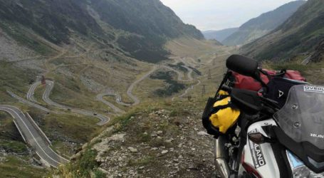 3,500 Miles with Dirtsack Frogman Waterproof Panniers