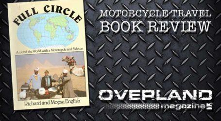'Full Circle' by Richard and Mopsa English