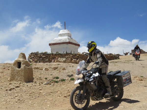 Adventure motorcycle tours with GlobeBusters
