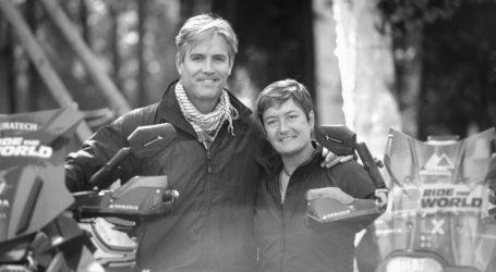 Encounter: Simon and Lisa Thomas