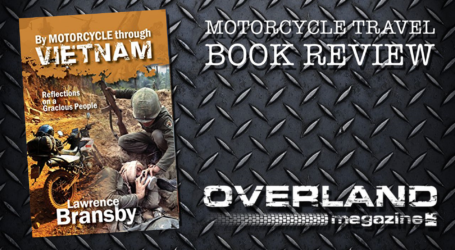 'By Motorcycle through Vietnam' by Lawrence Bransby