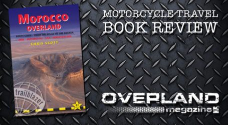 'Morocco Overland (3rd edition)' by Chris Scott